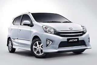 Mobil Murah Toyota agya