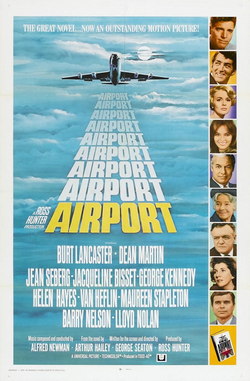 Filmes para Doidos: AEROPORTO (1970)