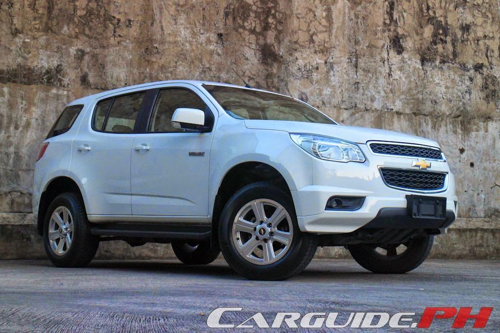 Review: 2014 Chevrolet Trailblazer LTX | Philippine Car News