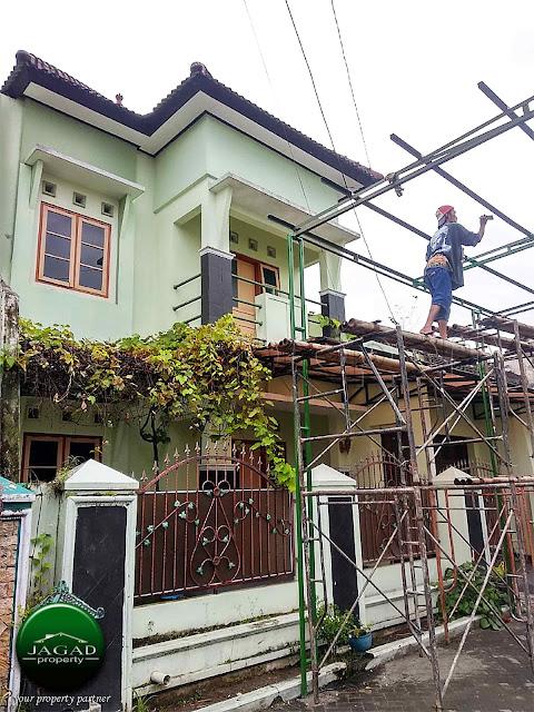 Rumah dalam Perum jalan Godean Km 7,5