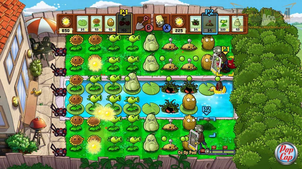 Download zombie vs plant 2.