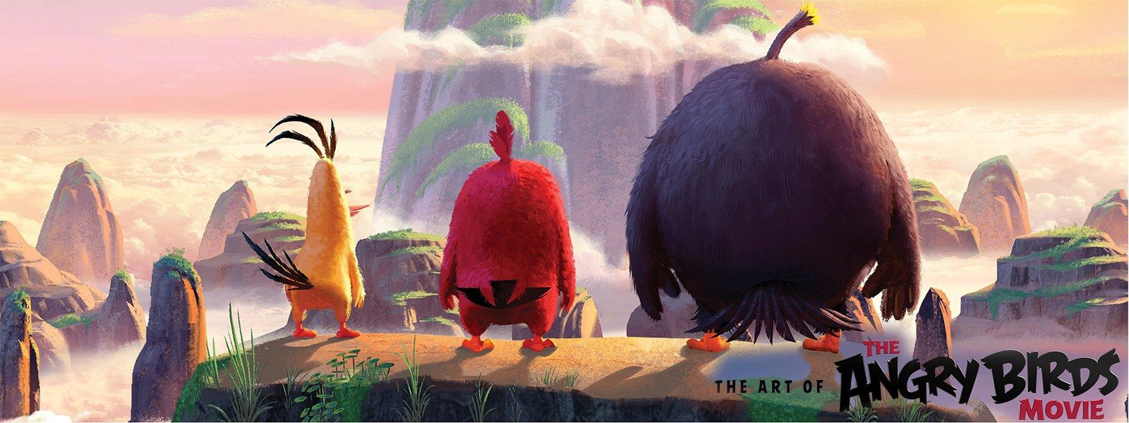 phim những chú chim giận giữ