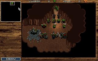 Warcraft Orcs Humans Walkthrough Orc Campaign Map 4