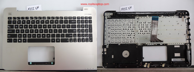 Jual Keyboard Laptop Asus X555LN