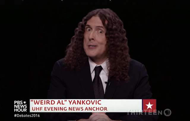 Bad Hombres, Nasty Women and Weird Al