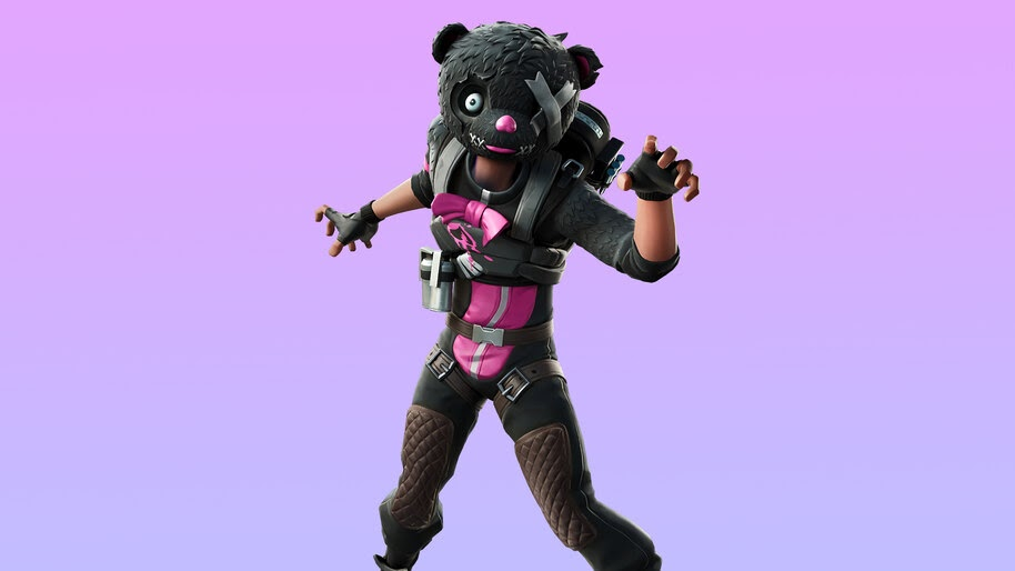Fortnite Chapter 2 Snuggs Skin Outfit 4k Wallpaper 3 1211