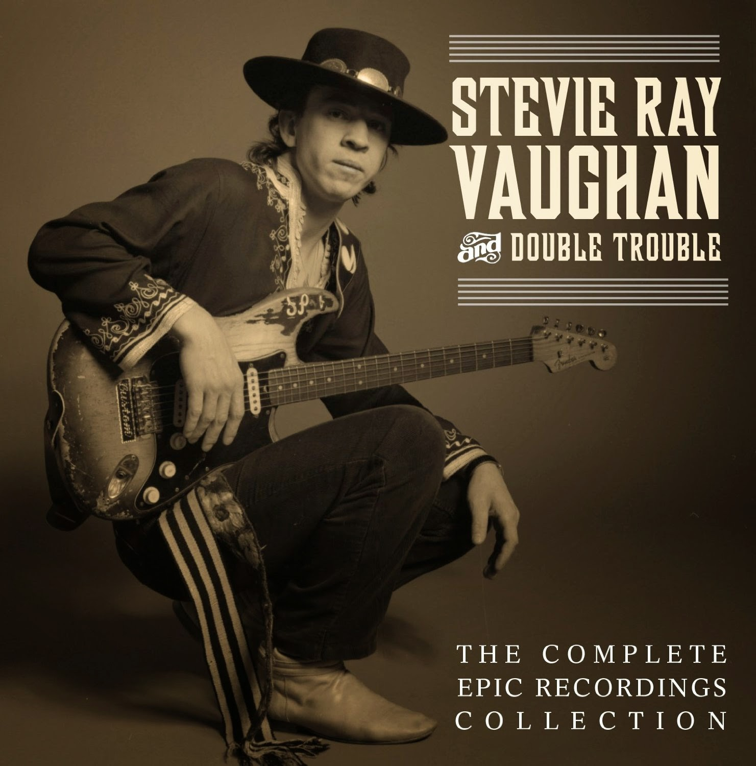 29653b75f4f81 Stevie Ray Vaughan career-spanning 12-disc box set due this fall