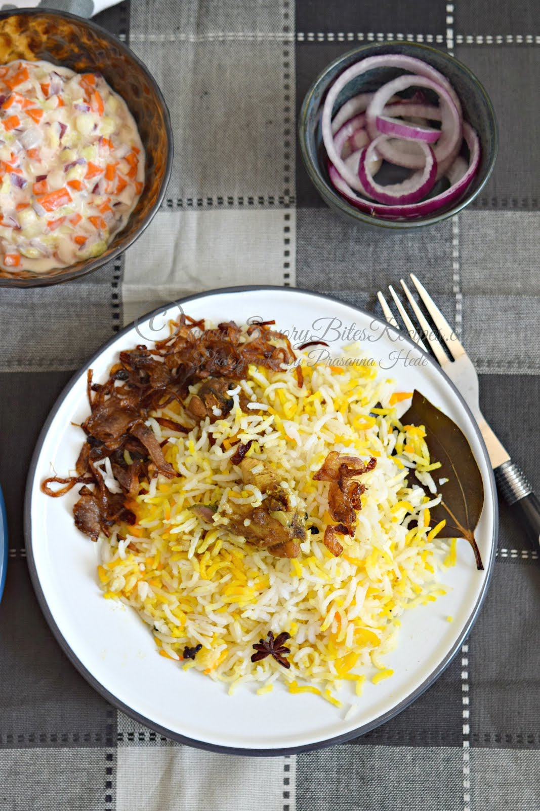 Chicken Biryani Hyderabadi Dum Biryani