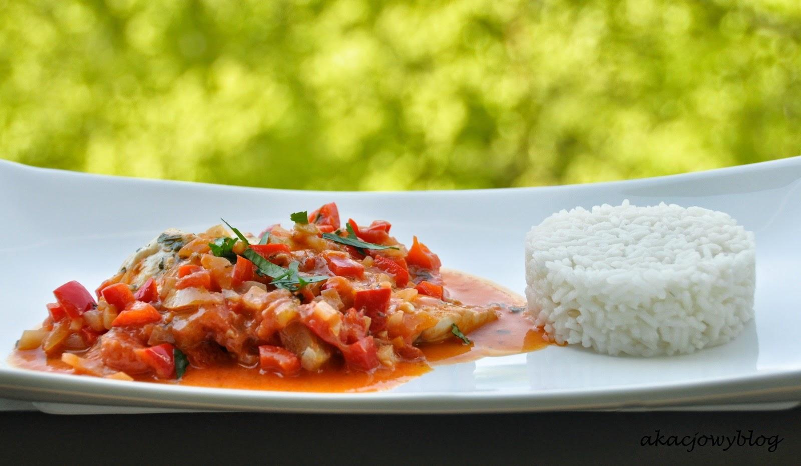 Moqueca de Peixe - rybny przysmak brazylijskiego stanu Bahia.