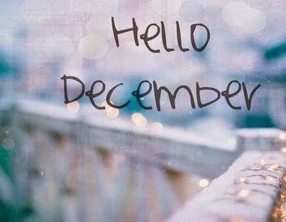 Welcome Desember 29