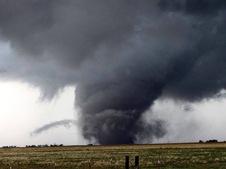 The Original Weather Blog: Tipton Tornado Rated EF-4