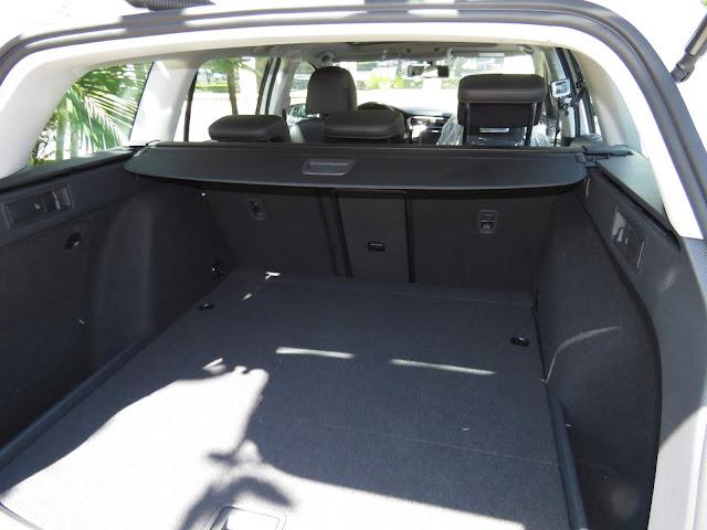 Volkswagen Golf Variant - Porta-Malas
