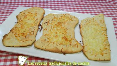 Receta Fácil De Tortitas De Queso Muy Crujientes