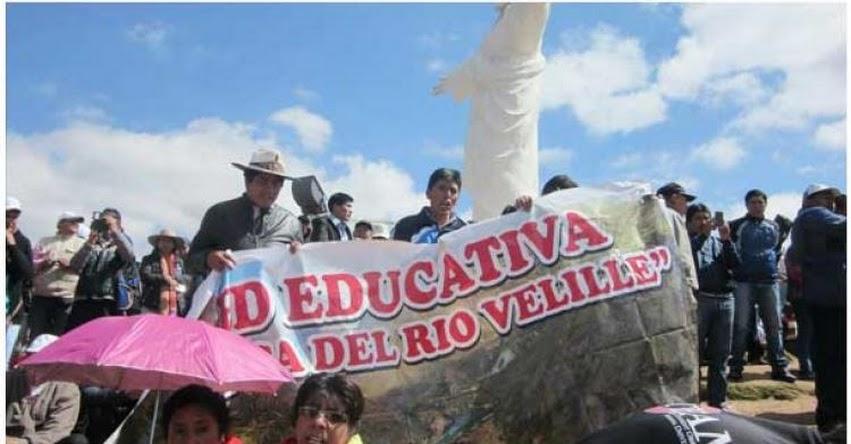 SUTEP Cusco inició movilizaciones en la ciudad, pese a no estar programado