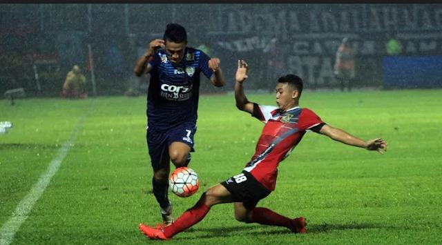 Hasil Skor Akhir Liga 1 Indonesia, Arema Kalahkan Persiba 0-1