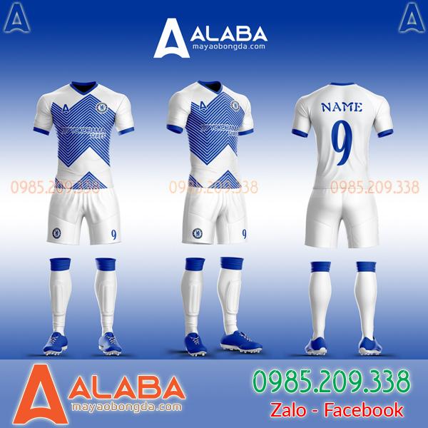 Áo Chelsea tự thiết kế đẹp mã ALB CH08