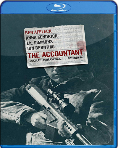 The Accountant [2016] [BD25] [Latino]