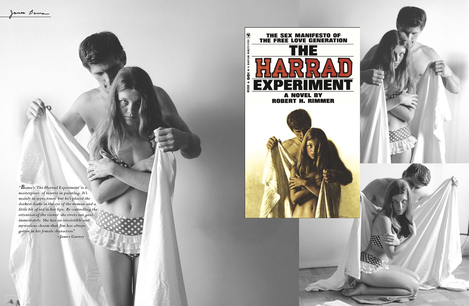 Harrad Experiment Book
