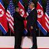 MUNDO / Donald Trump e Kim Jong-un iniciam encontro histórico com aperto de mão