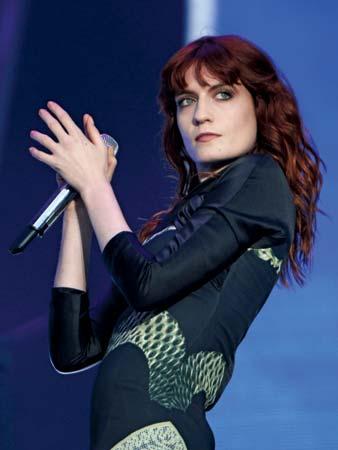 Florence + The Machine trabalha um novo álbum!