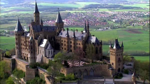 Castillo de Hohenzollern (Hechingen, Alemania)