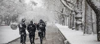 Καθηγητής προειδοποιεί: Πολύ πιθανό και νέο ισχυρό κύμα κακοκαιρίας -Πολύ χαμηλές θερμοκρασίες και έντονες χιονοπτώσεις