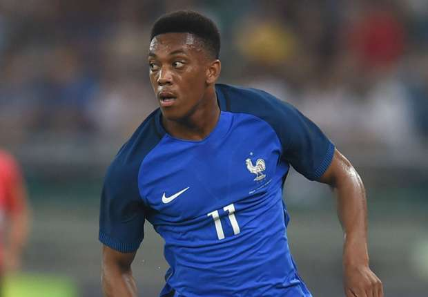 The Manchester United forward was left out of the latest France squad, and his national team coach has challenged him to prove deserving of a recall