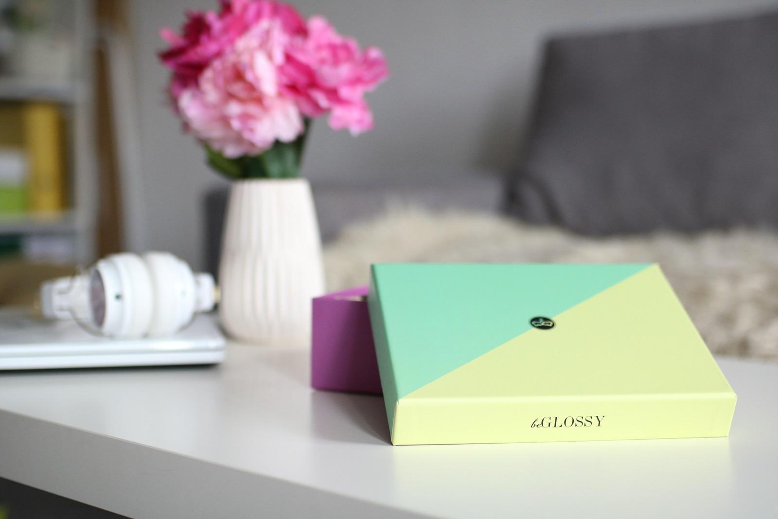 beGlossy Happy Colors {przegląd pudełka lipiec 2017 + konkurs}