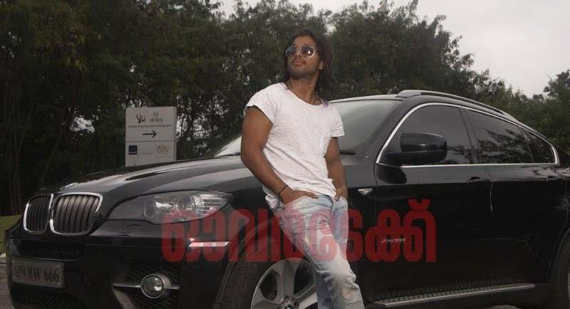 Allu Arjun S Bmw X6 Tollywood Celebrity Cars India