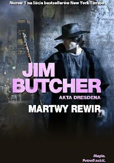 Martwy rewir - Jim Butcher