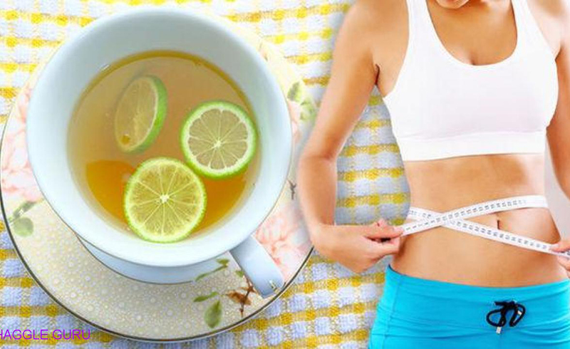 How to Drop 11 Pounds Fast by Drinking Iced Tea