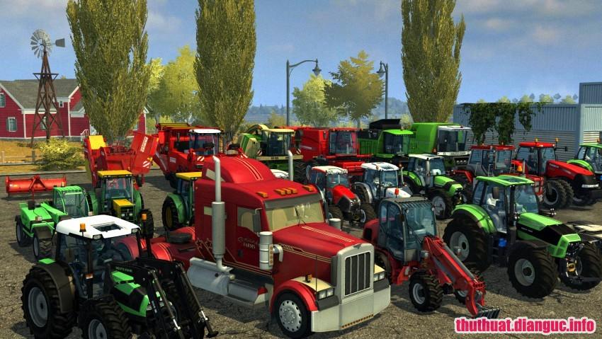 Download Farming Simulator 2013 for Windows
