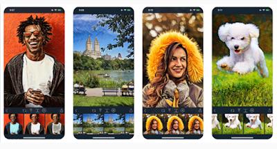تحميل تطبيقVisionist لتحويل صورك إلى أعمال فنية مذهلة على iOS الايفون برابط مباشر