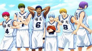 RECOMENDACIÓN ANIME: Kuroko no basket