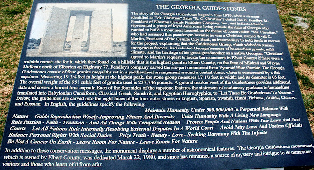 Maintabletintro American Stonehenge - Monumentul Din Georgia Si Noua Ordine Mondiala