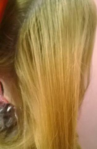 Wasze włosy u Mysi. Z żółtego na naturalne plus rude loczyska