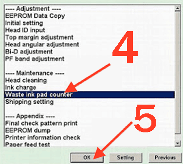 Download Epson stylus T13 resetter