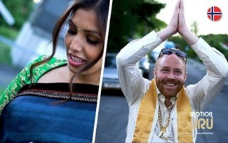 Outdoor Story Shoot | Germany meet Norway | Andreas Weds Tess