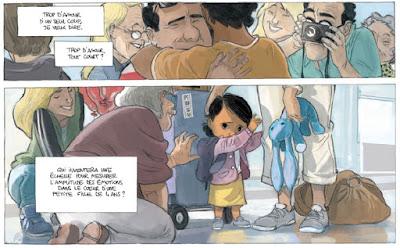 L'adoption tome 1 - Qinaya petite péruvienne adoptée