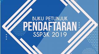 Download Buku Petunjuk Pendaftaran PPPK/P3K 2019 Resmi Dari BKN