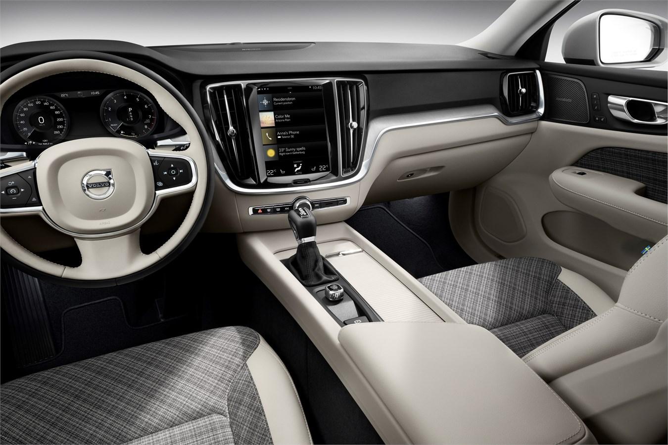 Vorstellung: Der Volvo V60 der 2.Generation ist da! - SCANDICSTEEL