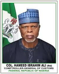 Col. Hameed Ibrahim Ali (Rtd)