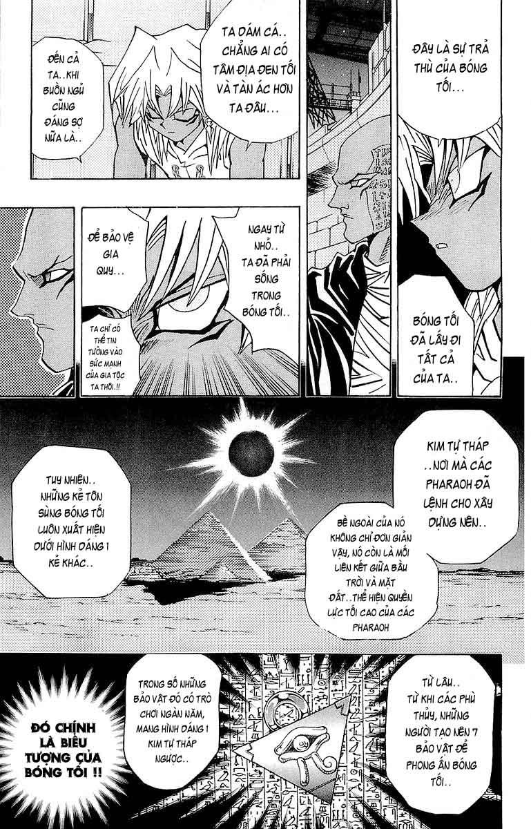 YUGI-OH! chap 201 - thách thức cuối cùng trang 10