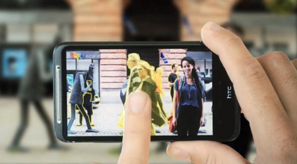 Aplikasi Android Kamera Tembus Pandang untuk Smartphone