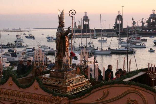 statua di San Cataldo
