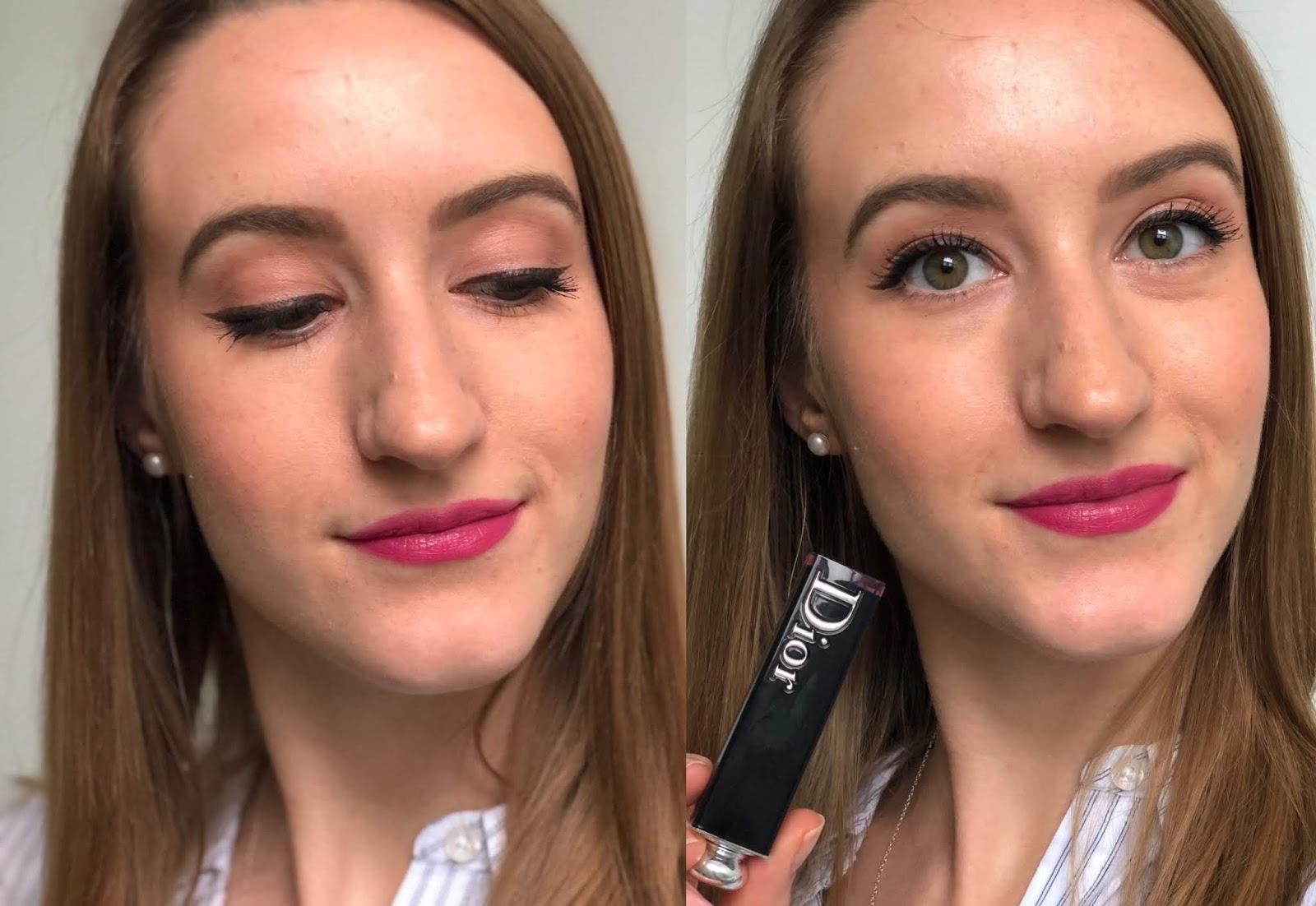 Dior Lipstick Magenta