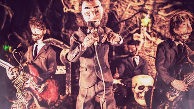 The Heavy Can't play dead stop-motion video