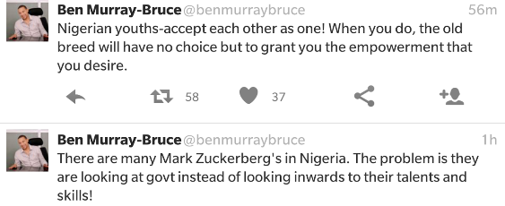 There are many Mark Zuckerbergs in Nigeria- Ben Murray-Bruce
