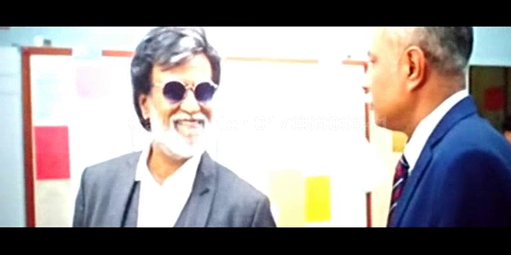 Screenshot Of Watch Online Kabali (2016) 720P Full Movie Download Free Hindi Dubbed Scam HQ