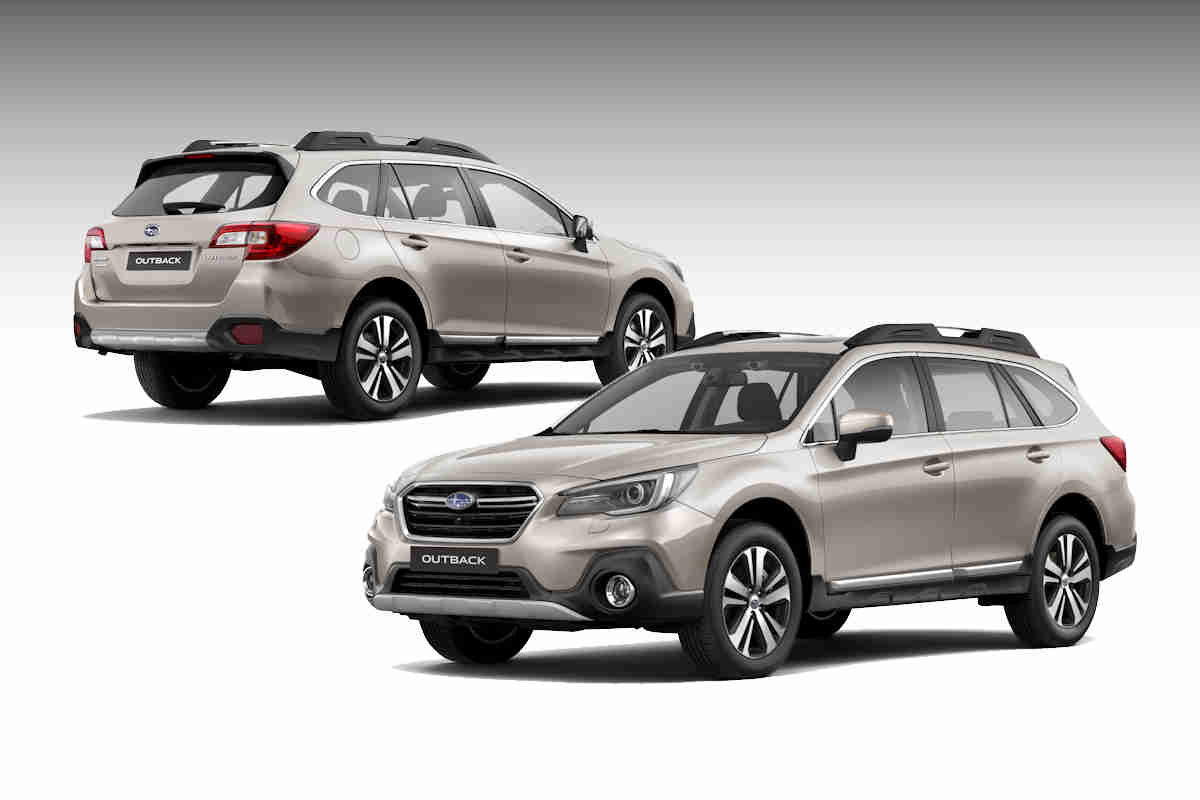 Get The 2019 Subaru Outback At 20 Percent Down, 36 Months